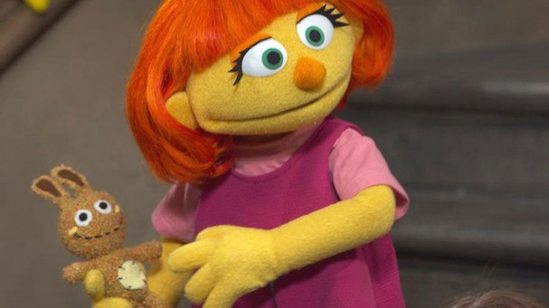 Sesame Street 607