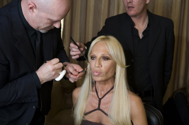 Donatella Versace 607