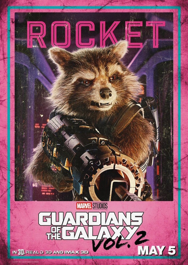 Guardians 2 Character posters 607 3