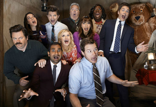 parks and recreation 607
