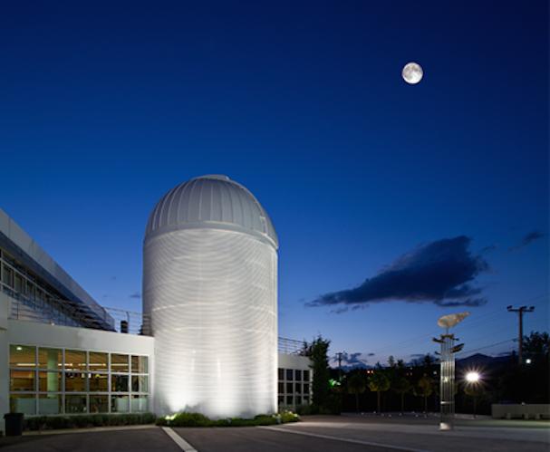 αστεροσκοπείο 607