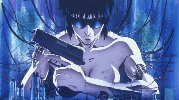 Ghost In the Shell 1995 607