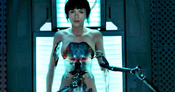Ghost In the Shell 2017 607