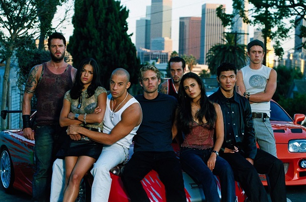 The Fast and the furious original cast 607
