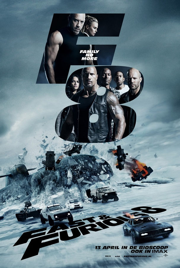 The Fate of the Furious Poster 607