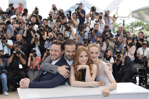 Jessica Chastain Cannes 2014 607