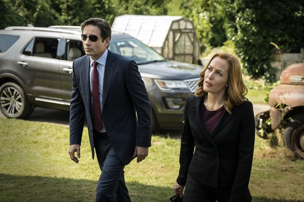 The X-Files 607