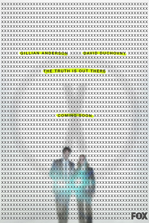 The X-Files poster 607