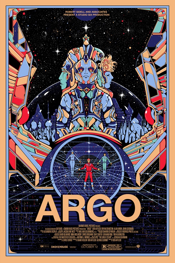 Argo Poster by Killian Eng 607