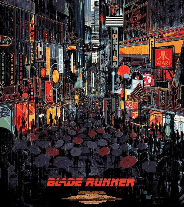 Blade Runner  by Killian Eng