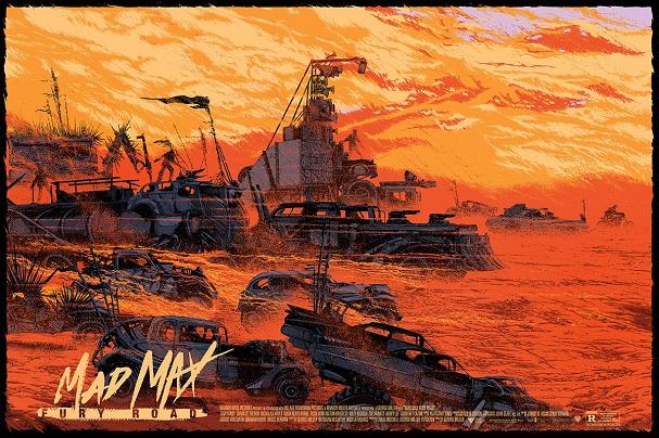 Mad Max Fury Road by Killian Eng 607