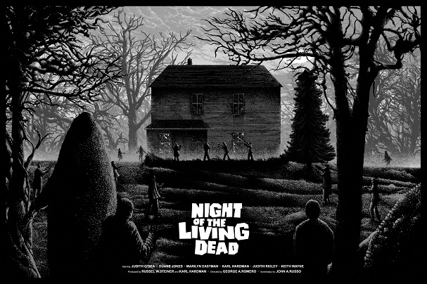 Night of the Living Dead by Killian Eng 607