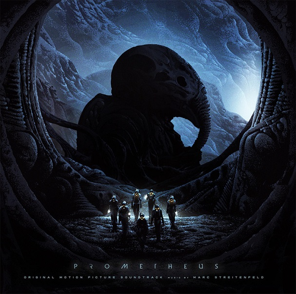 Prometheus Vinyl Cover by Killian Eng 607