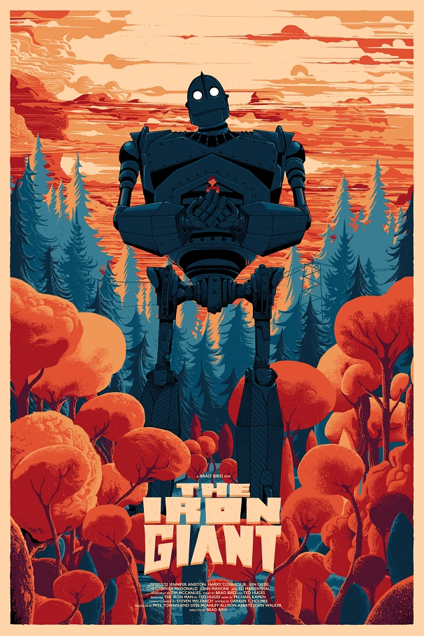 The Iron Giant by Killian Eng 607