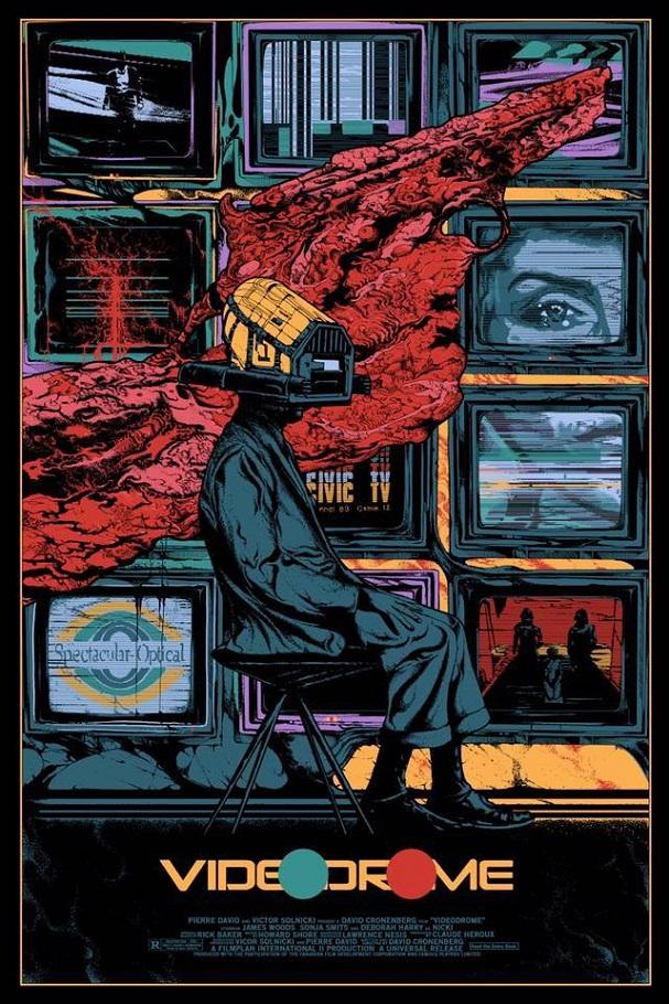 Videodrome by Killian Eng 607