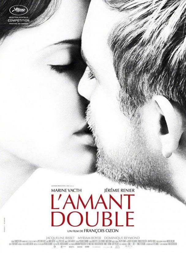 L'amant double poster 607