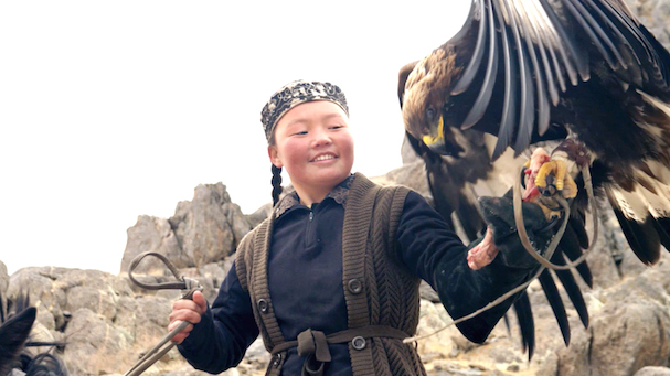 Eagle Huntress 607