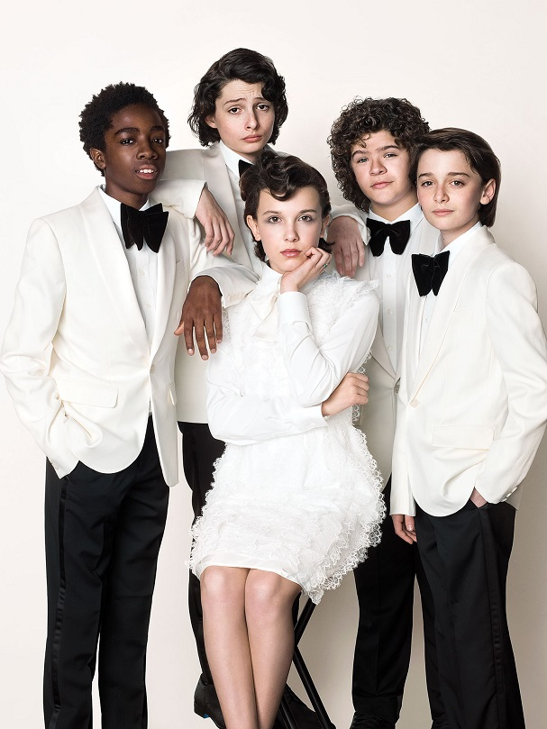 Stranger Things cast 607