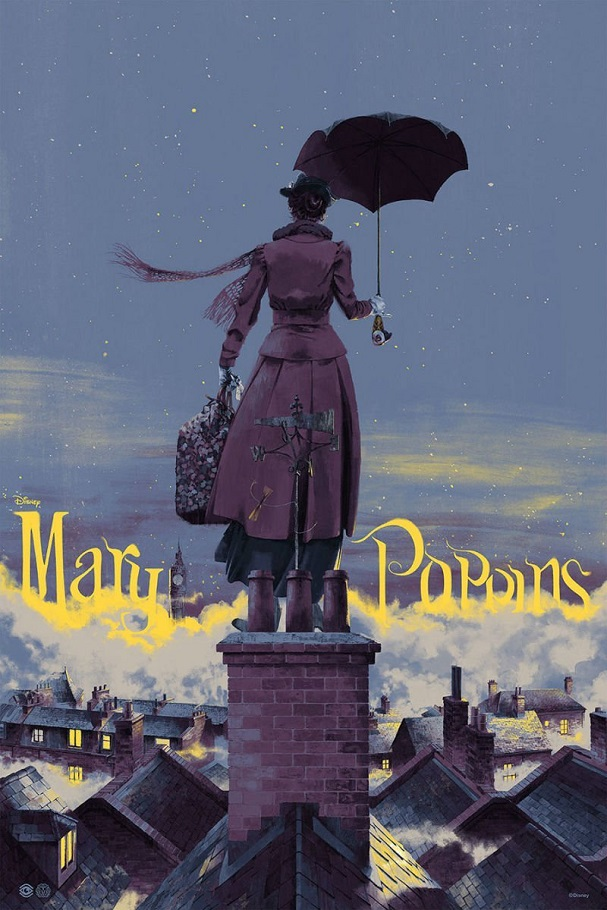Mary Poppins by Marc Aspinall 607