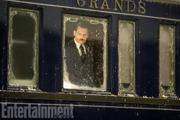 Murder at the Orient Express 607