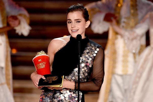 Emma Watson mtv 607