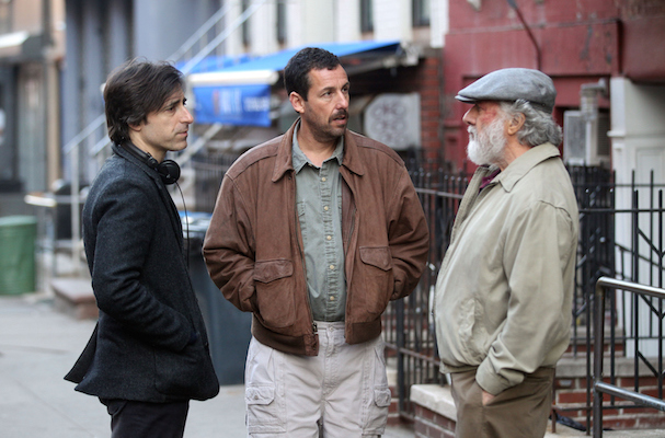 The Meyerowitz Stories  607