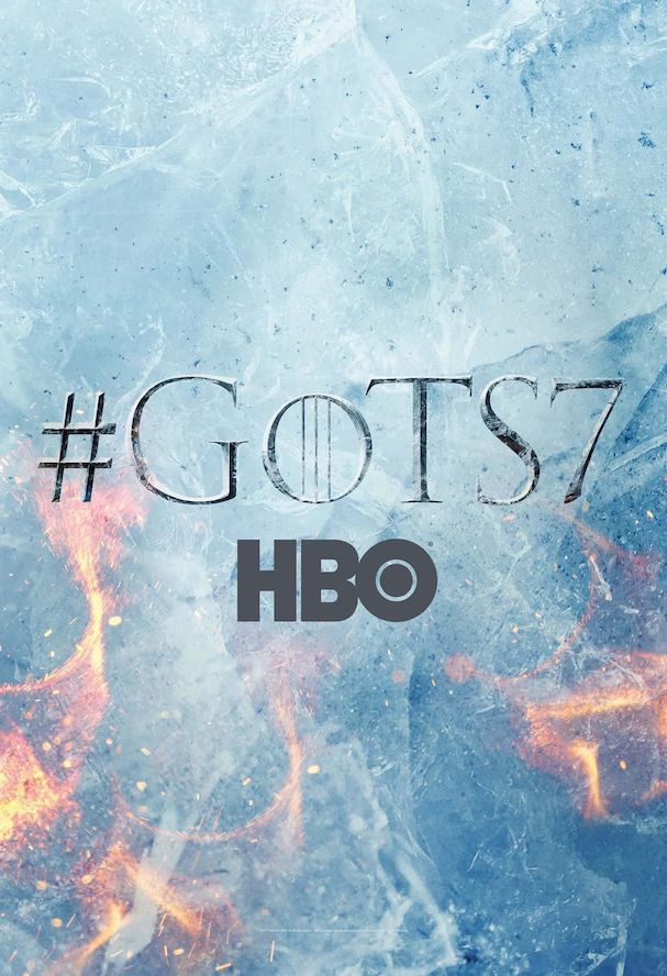 Game of Thrones Season 7 Poster 607