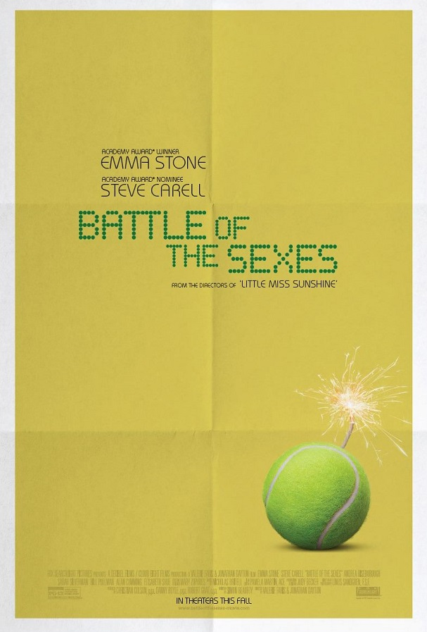 Battle of the Sexes poster 607
