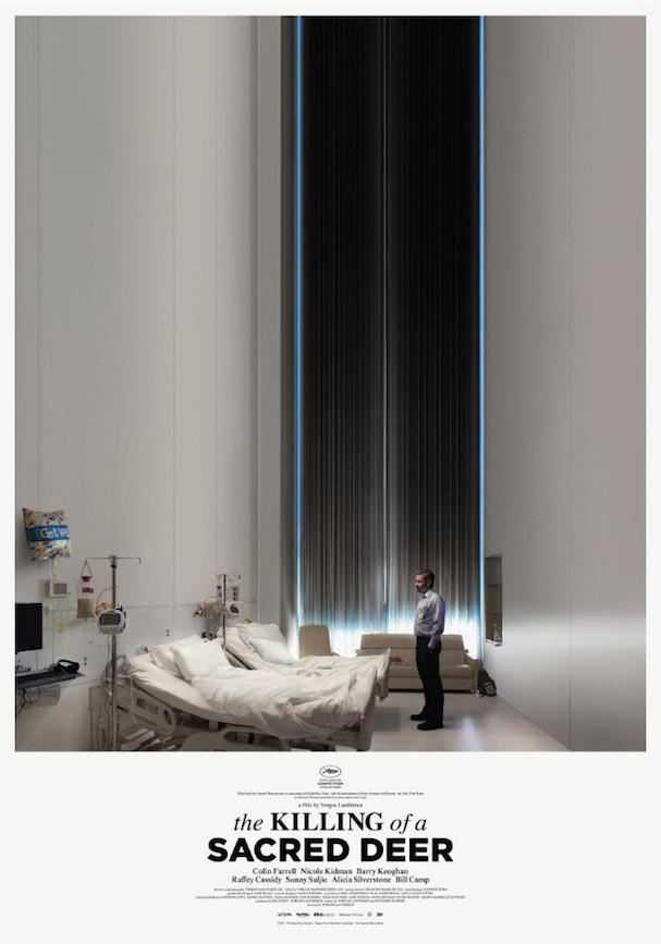 Killing of a sacred deer poster 607