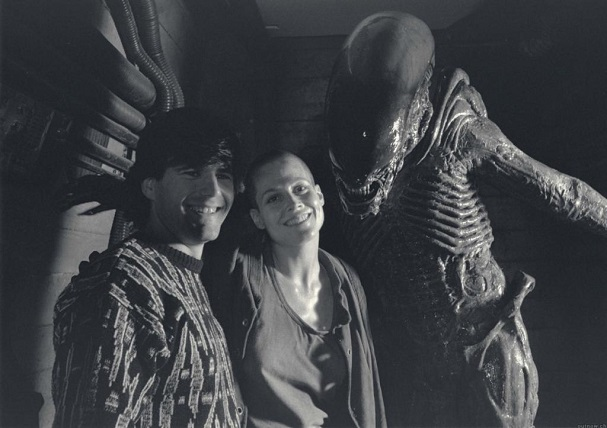 Backstage Alien 3 607