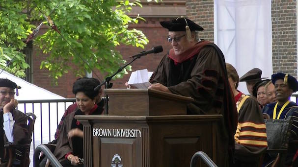 Robert De Niro Graduation Speech 607