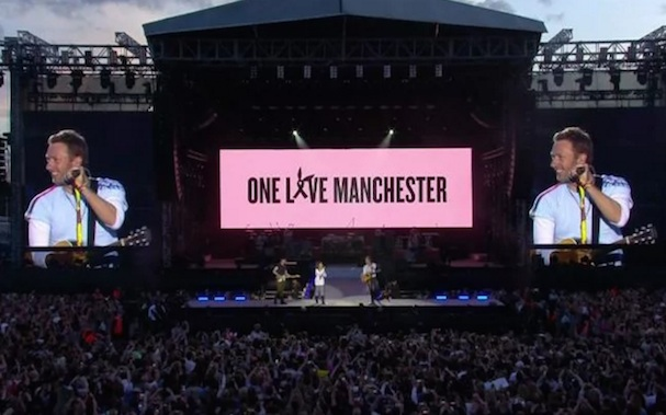 One Love Manchester 607