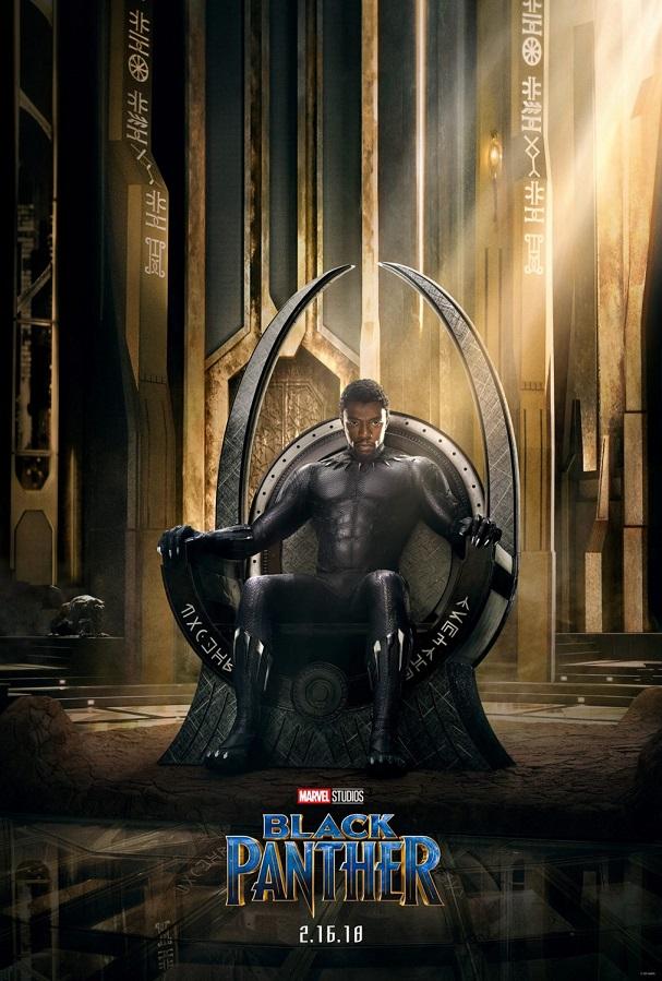 Black Panther poster 607