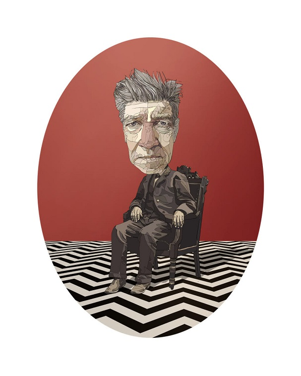 David Lynch Art Show 607