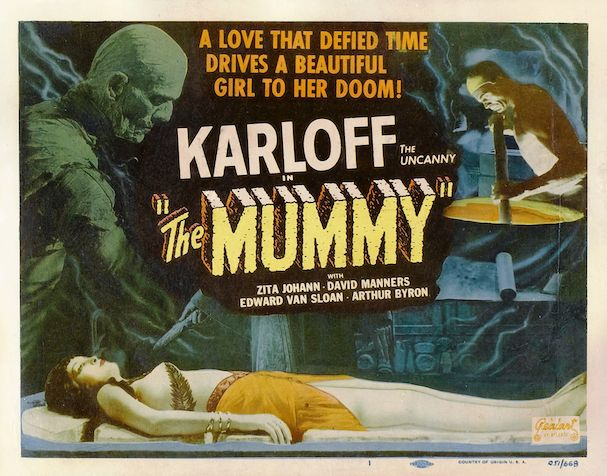 The Mummy Boris 607