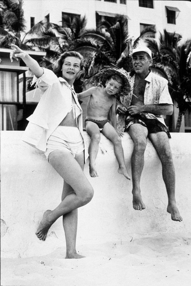 Lauren Bacall & Humphrey Bogart 607