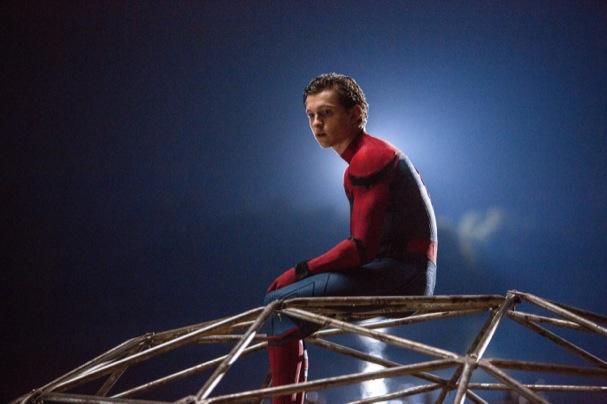 Spider Man Homecoming 607