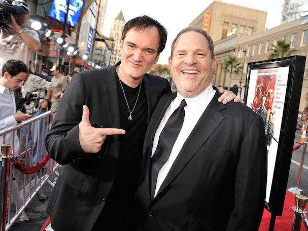 Tarantino Weinstein 607