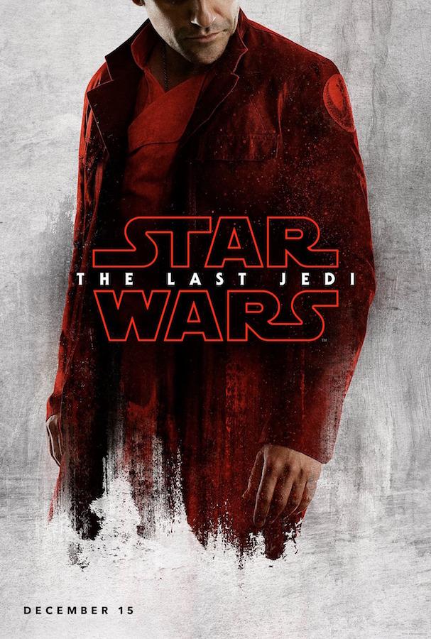 star wars the last jedi poster 607