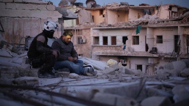 Last Men in Aleppo 607