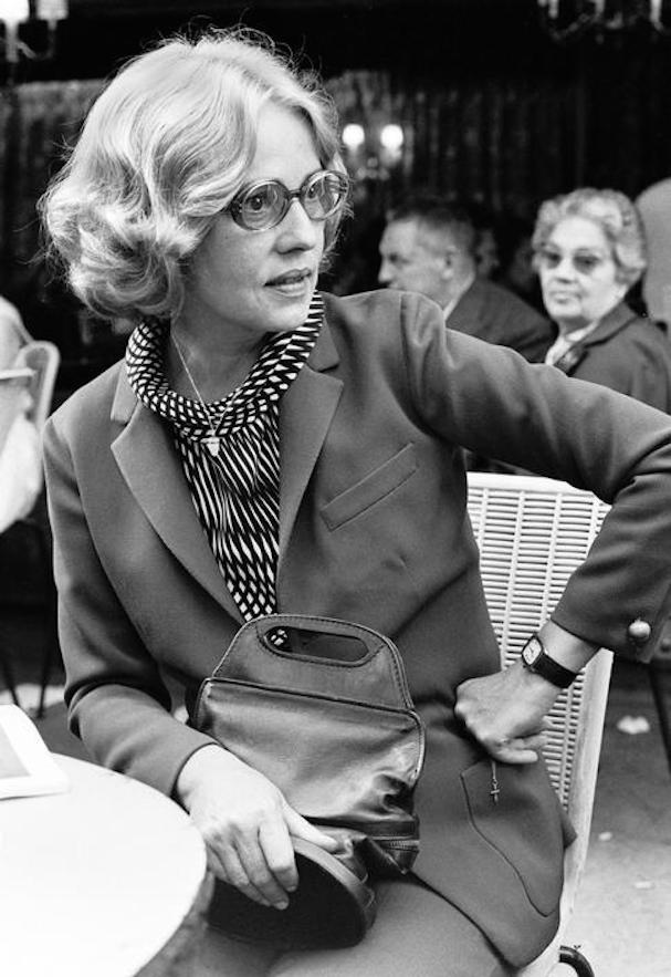 Jeanne Moreau 607