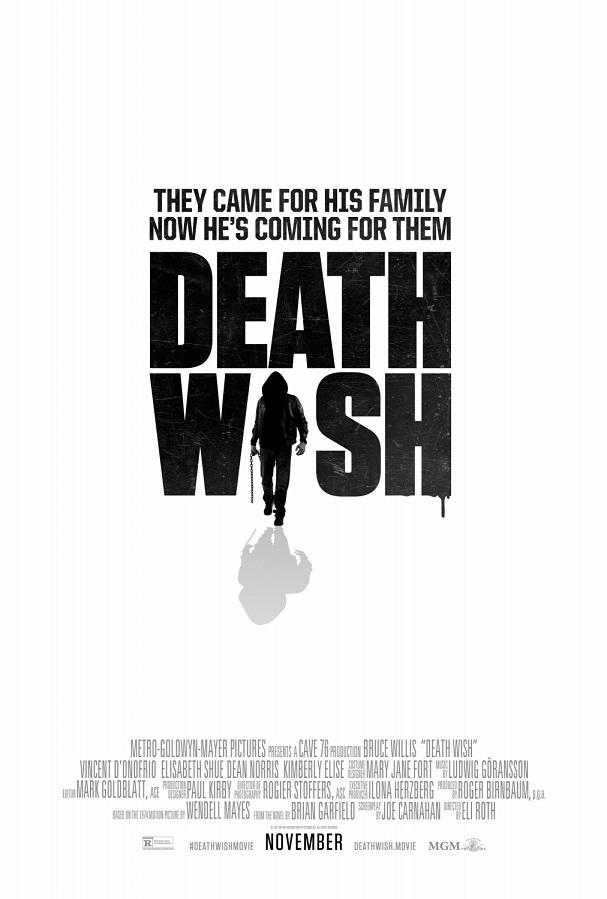 Death Wish poster 607