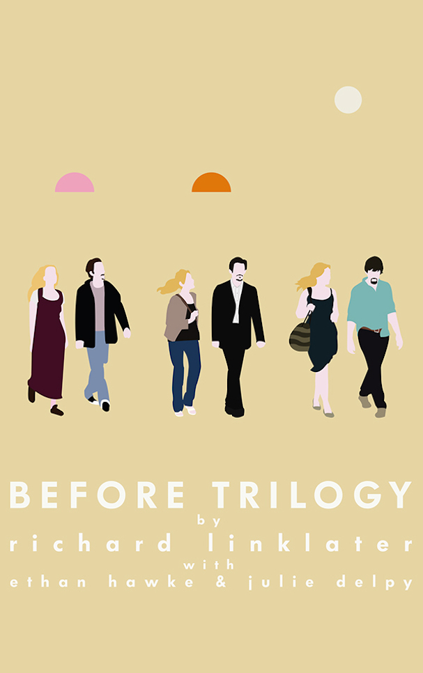 Before Trilogy 607 posters