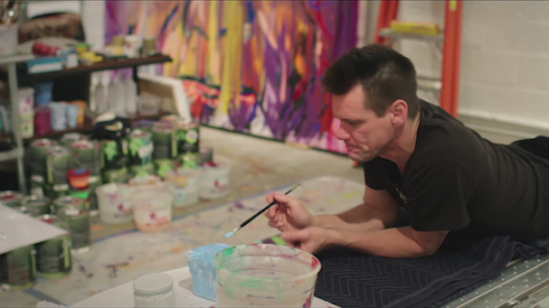jim carrey painting 607