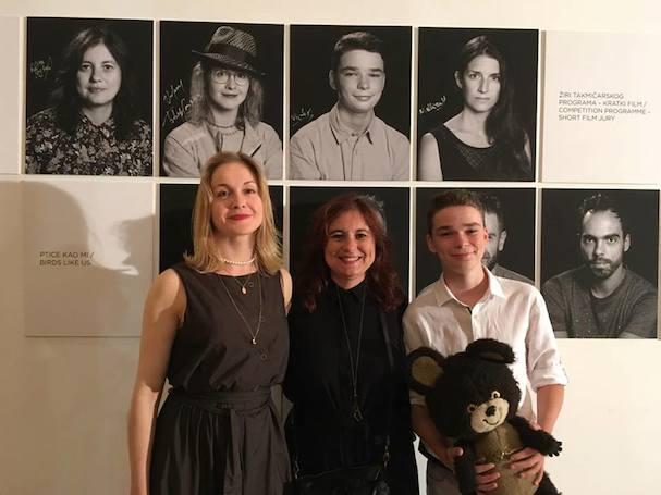 son of sofia sarajevo award