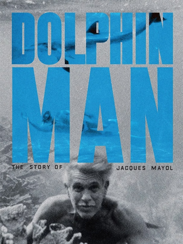 Dolphin Man Poster 607