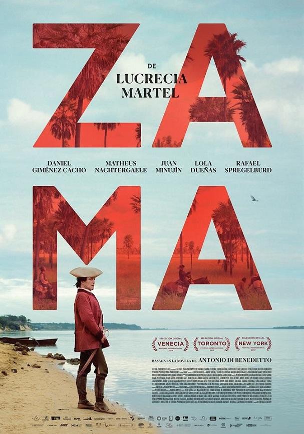 Zama poster 607