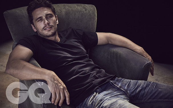 James Franco GQ 607 1
