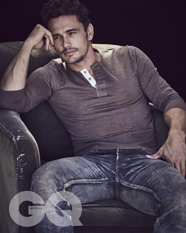 James Franco GQ 607 4