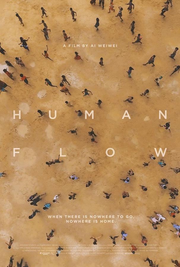 human flow 607